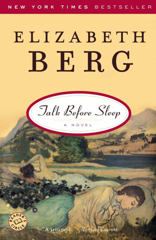 Talk Before Sleep book cover